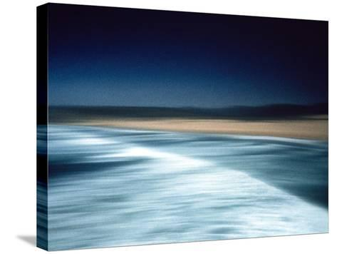 Abstract Seascape Portugal--Stretched Canvas Print