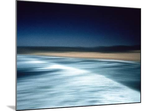 Abstract Seascape Portugal--Mounted Photographic Print