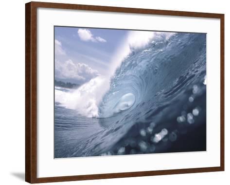 Wave Power--Framed Art Print