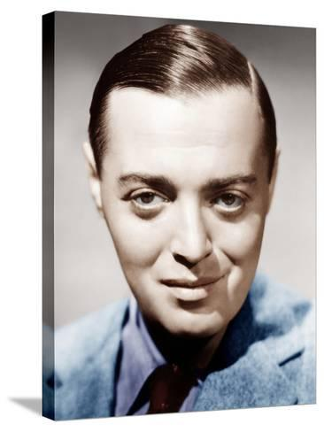 Peter Lorre, ca. 1938--Stretched Canvas Print