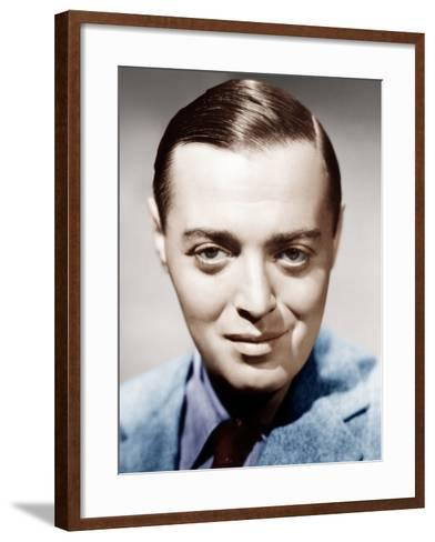 Peter Lorre, ca. 1938--Framed Art Print