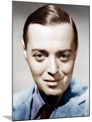 Peter Lorre, ca. 1938--Mounted Photo