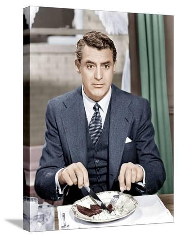 Mr. Blandings Builds His Dream House, Cary Grant, 1948--Stretched Canvas Print
