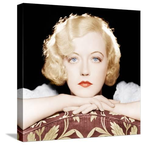 Marion Davies, early 1930s--Stretched Canvas Print