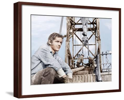 Five Easy Pieces, Jack Nicholson, 1970--Framed Art Print