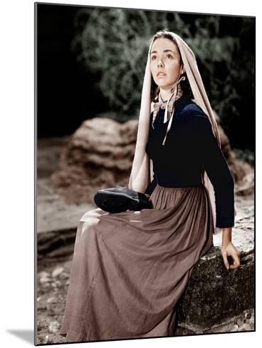 The Song of Bernadette, Jennifer Jones, 1943--Mounted Photo
