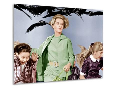 The Birds, Tippi Hedren, 1963--Metal Print