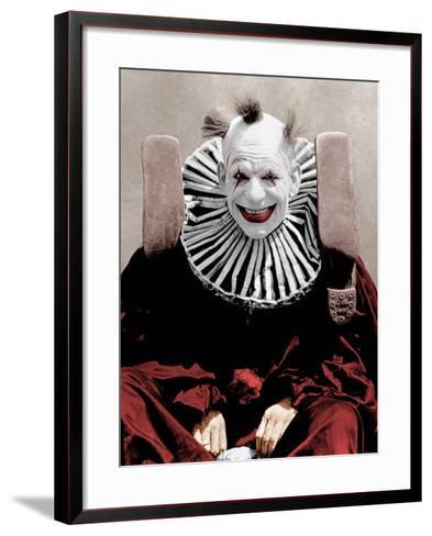 HE WHO GETS SLAPPED, Lon Chaney, 1924--Framed Art Print
