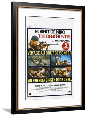 The Deer Hunter (aka Voyage au Bout de L'enfer)--Framed Art Print