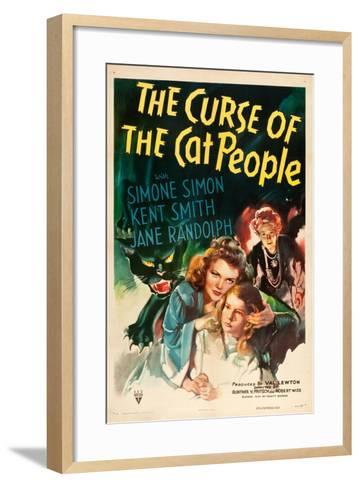 The Curse of the Cat People, Simone Simon, Ann Carter, Julia Dean, 1944--Framed Art Print
