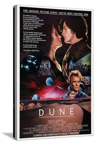 DUNE--Stretched Canvas Print