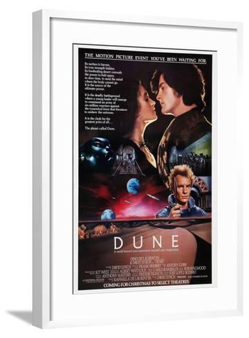 DUNE--Framed Art Print