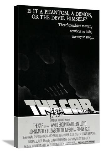 The Car, 1977--Stretched Canvas Print
