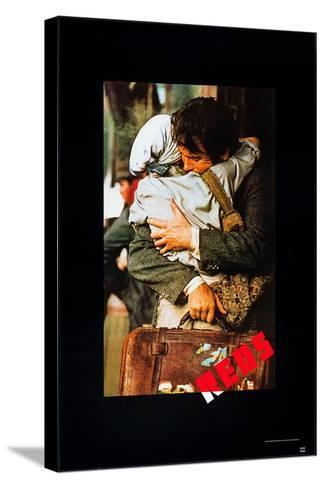 Reds, Diane Keaton, Warren Beatty, 1981, ? Paramount Pictures/ Courtesy: Everett Collection--Stretched Canvas Print