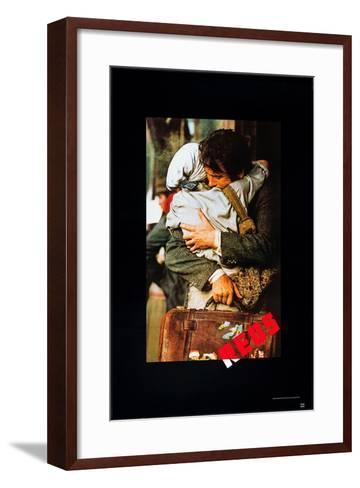 Reds, Diane Keaton, Warren Beatty, 1981, ? Paramount Pictures/ Courtesy: Everett Collection--Framed Art Print