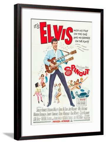 Spinout, Elvis Presley, 1966--Framed Art Print