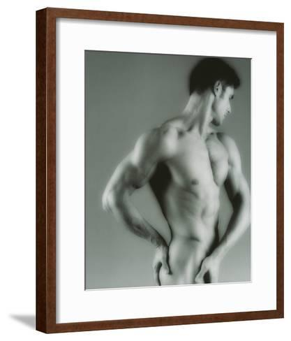 Nude Man-Cristina-Framed Art Print