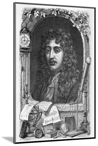 Christiaan Huygens, Dutch Physicist-Science Photo Library-Mounted Giclee Print