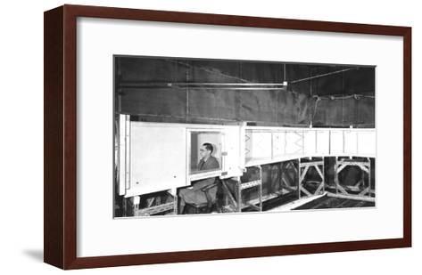 Acoustics Test, 1953-National Physical Laboratory-Framed Art Print