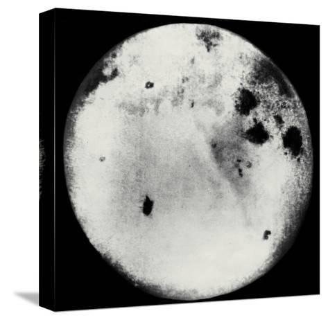 Far Side of the Moon-Ria Novosti-Stretched Canvas Print
