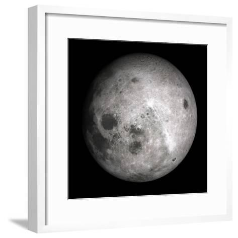 Far Side of the Moon-Detlev Van Ravenswaay-Framed Art Print