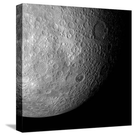 Far Side of the Moon-Detlev Van Ravenswaay-Stretched Canvas Print