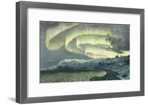 Aurora Observations, 1839-Detlev Van Ravenswaay-Framed Art Print