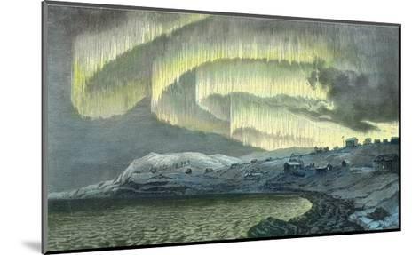 Aurora Observations, 1839-Detlev Van Ravenswaay-Mounted Giclee Print