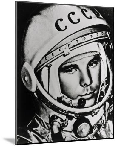 Yuri Gagarin-Ria Novosti-Mounted Giclee Print