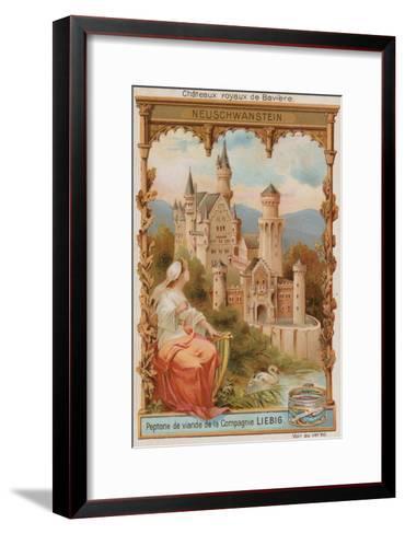 Neuschwanstein--Framed Art Print