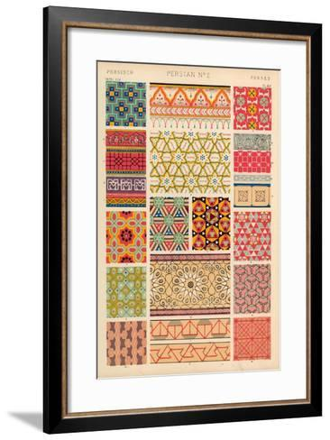 Persian--Framed Art Print