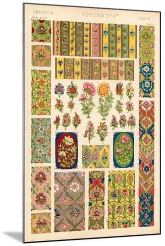 Persian--Mounted Giclee Print