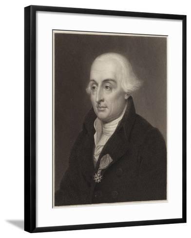 Joseph-Louis Lagrange--Framed Art Print