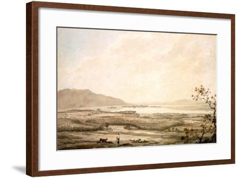 Killarney from the Hills Above Muckross-William Pars-Framed Art Print