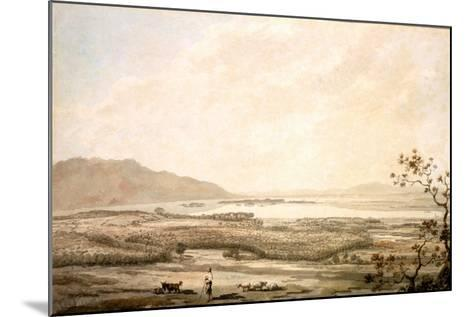 Killarney from the Hills Above Muckross-William Pars-Mounted Giclee Print