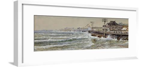 Atlantic City-Edmund Darch Lewis-Framed Art Print