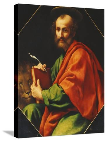 Saint Mark-Carlo Dolci-Stretched Canvas Print