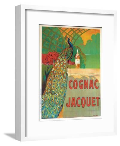 Cognac Jacquet-Camille Bouchet-Framed Art Print
