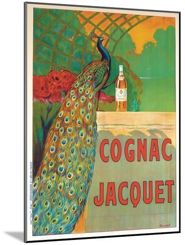 Cognac Jacquet-Camille Bouchet-Mounted Giclee Print