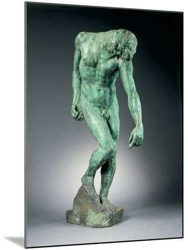 The Shade, Conceived C.1880, Cast C.1925-27-Auguste Rodin-Mounted Giclee Print