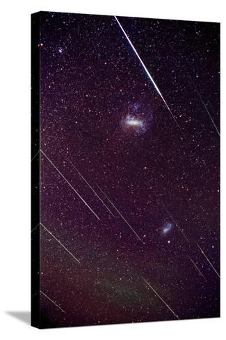 Leonid Meteors-Dr. Fred Espenak-Stretched Canvas Print