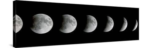 Lunar Eclipse-Dr. Fred Espenak-Stretched Canvas Print