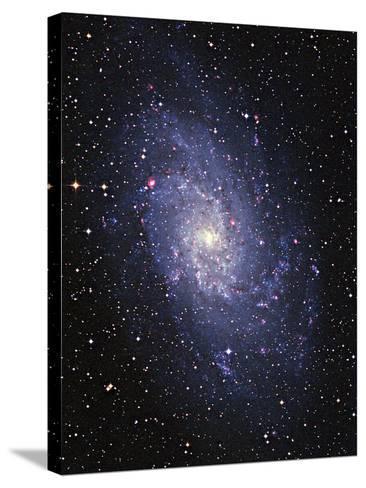 Pinwheel Galaxy (M33)-Slawik Birkle-Stretched Canvas Print