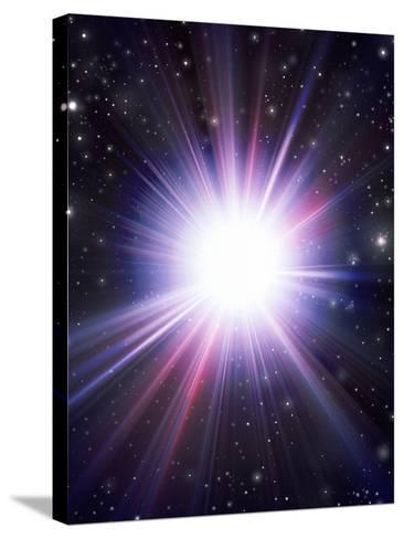 Supernova-Mehau Kulyk-Stretched Canvas Print