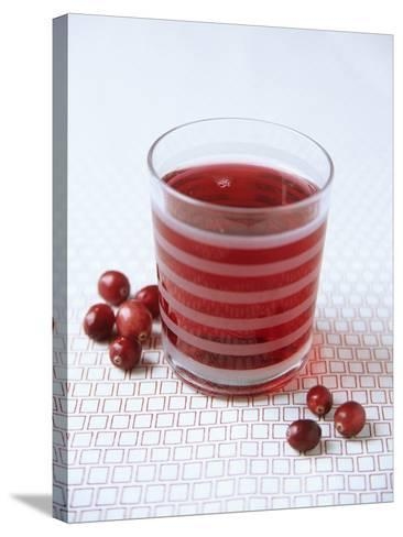 Cranberry Juice-Veronique Leplat-Stretched Canvas Print