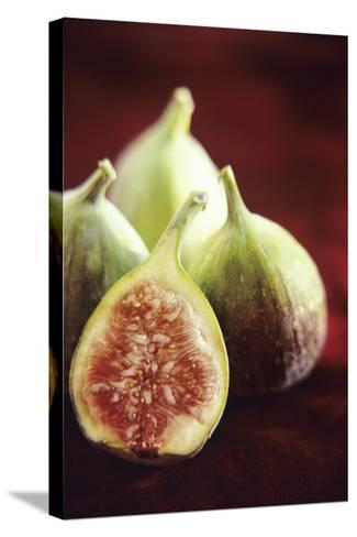 Fresh Figs-Veronique Leplat-Stretched Canvas Print