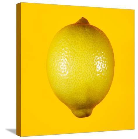Lemon-Mark Sykes-Stretched Canvas Print