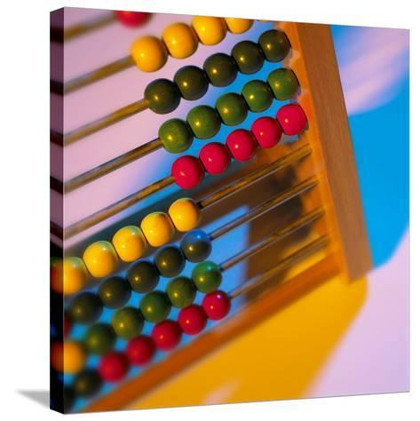 Abacus-Mark Sykes-Stretched Canvas Print