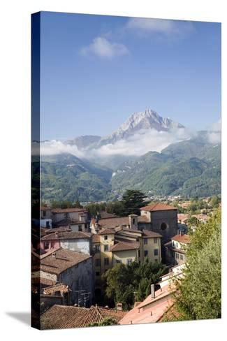 Barga, Italy-Sheila Terry-Stretched Canvas Print