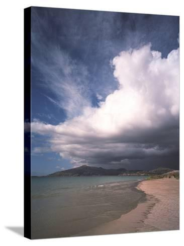 Storm Clouds-Michael Marten-Stretched Canvas Print